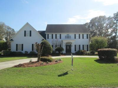Lowndes County Single Family Home For Sale: 3800 Sherwood Dr