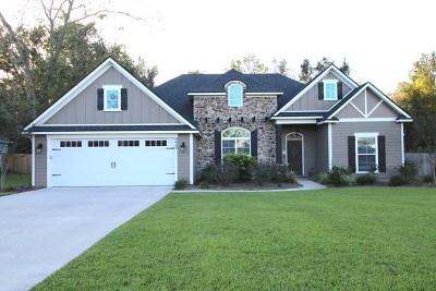 Hahira Single Family Home For Sale: 4625 Amelia Circle