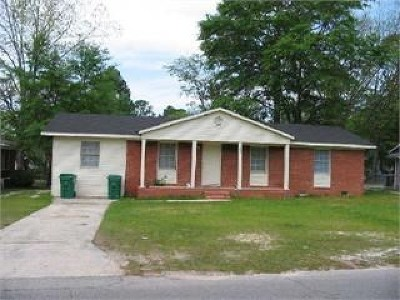Valdosta Single Family Home For Sale: 702 E Brookwood Pl