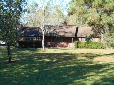 Valdosta Single Family Home For Sale: 3913 Rowell Road