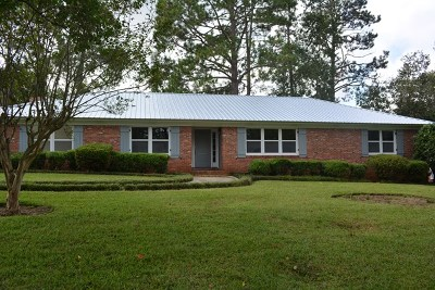 Berrien County, Brooks County, Cook County, Lanier County, Lowndes County Single Family Home For Sale: 2407 Winding Way