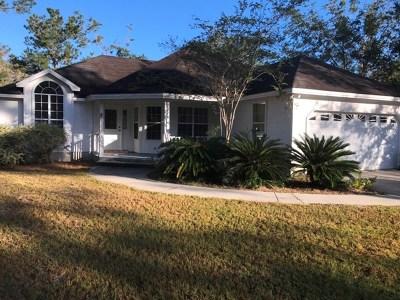 Lake Park Single Family Home For Sale: 7851 Enoch Lake Circle