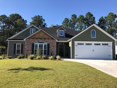 Valdosta Single Family Home For Sale: 3993 Brightwell Dr