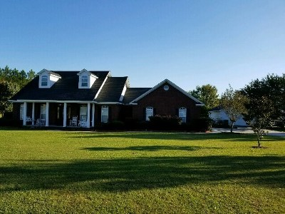 Berrien County, Brooks County, Cook County, Lanier County, Lowndes County Single Family Home For Sale: 703 Newton Drive