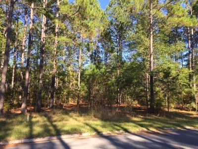 Berrien County, Lanier County, Lowndes County Residential Lots & Land For Sale: 2633 Naples Lane - Lot 20