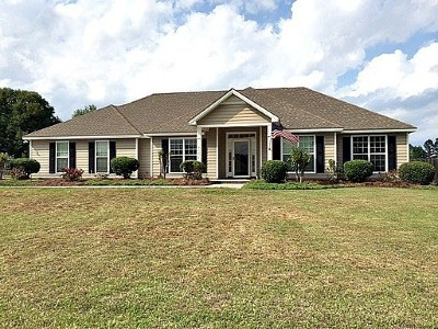 Berrien County, Brooks County, Cook County, Lanier County, Lowndes County Single Family Home For Sale: 4036 Conway Circle