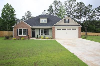 Valdosta Single Family Home For Sale: 4017 Gramercy