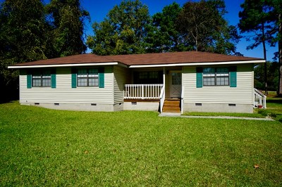 Single Family Home For Sale: 3581 Mt. Zion Church Rd.