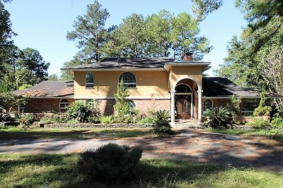 Berrien County, Brooks County, Cook County, Lanier County, Lowndes County Single Family Home For Sale: 836 S Lakeshore Drive
