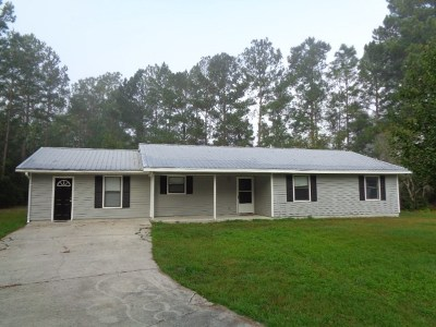 Valdosta GA Single Family Home For Sale: $93,000