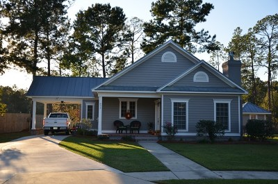 Hahira Single Family Home For Sale: 893 Water Cress Way