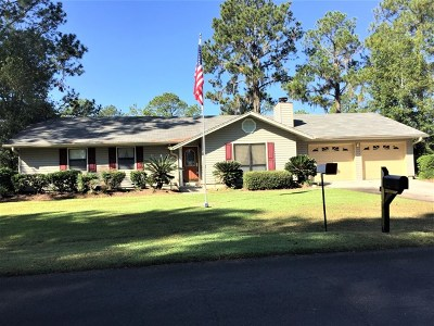 Lake Park Single Family Home For Sale: 5336 Golf Drive
