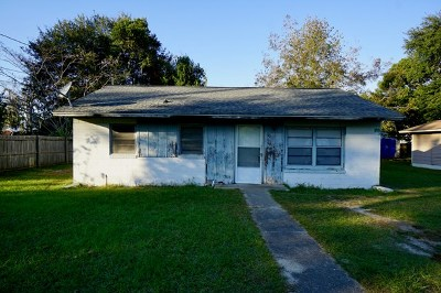 Single Family Home For Sale: 82 W. Murrell St.