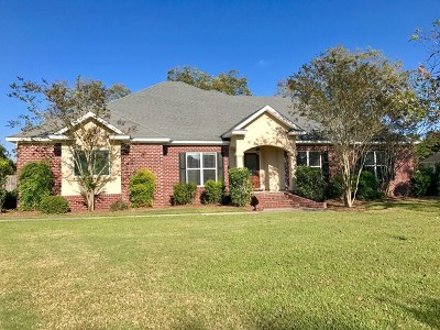 Valdosta Single Family Home For Sale: 3883 Orchard Way