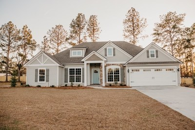 Valdosta Single Family Home For Sale: 4025 Gramercy Drive