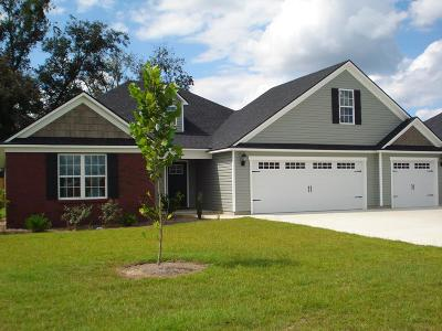 Berrien County, Brooks County, Cook County, Lowndes County Single Family Home For Sale: 3921 Medieval Court
