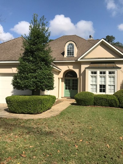 Lowndes County Single Family Home For Sale: 3220 Wildwood Plantation Cir
