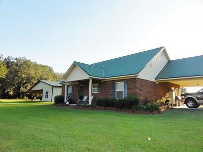 Valdosta Single Family Home For Sale: 3106 S Hwy 41