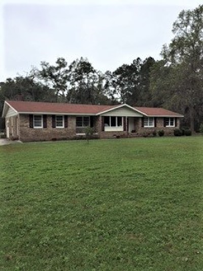 Berrien County, Brooks County, Cook County, Lanier County, Lowndes County Single Family Home For Sale: 4868 Lori Street
