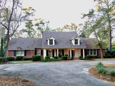 Lowndes County Single Family Home For Sale: 908 S Lakeshore Drive