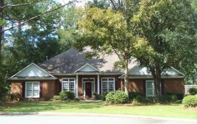 Valdosta Single Family Home For Sale: 4516 Orchard Knoll