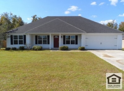 Berrien County, Brooks County, Cook County, Lanier County, Lowndes County Single Family Home For Sale: 5610 Pasadena Way