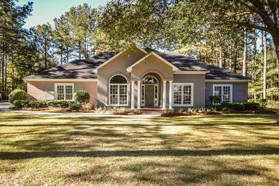 Single Family Home For Sale: 4524 Orchard Knoll