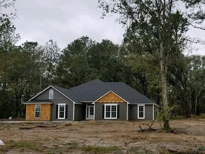Berrien County, Brooks County, Cook County, Lowndes County Single Family Home For Sale: 6359 S. Coffee Road
