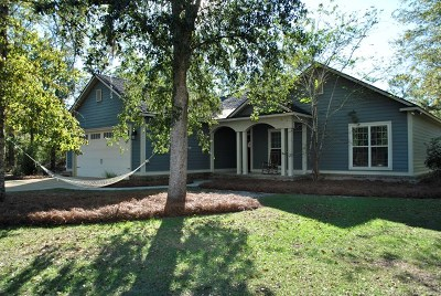 Berrien County, Brooks County, Cook County, Lanier County, Lowndes County Single Family Home For Sale: 277 Trail Of Hawk