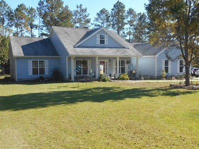 Single Family Home For Sale: 2128 Old Coffee Road