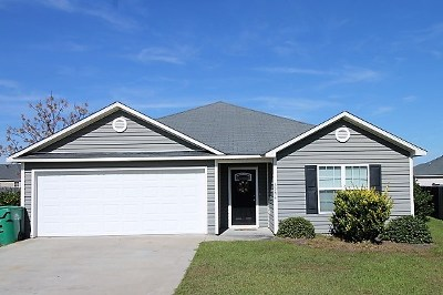 Berrien County, Brooks County, Cook County, Lanier County, Lowndes County Single Family Home For Sale: 5254 Anchor Point