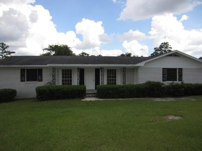 Lowndes County Single Family Home For Sale: 1505 & 7 Hickory Road