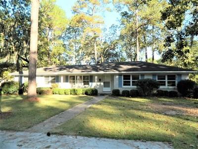Valdosta Single Family Home For Sale: 910 Pineridge Drive