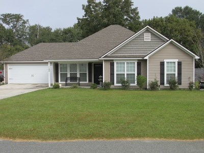 Berrien County, Brooks County, Cook County, Lanier County, Lowndes County Single Family Home For Sale: 90 N Moody Drive