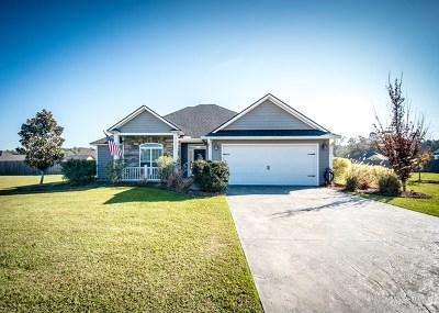 Valdosta Single Family Home For Sale: 2740 Timbercreek Trail