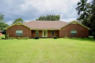 Valdosta Single Family Home For Sale: 2521 U.s. Highway 84 W