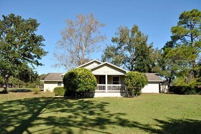 Single Family Home For Sale: 3447 Brown Rd.