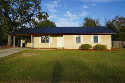 Valdosta Single Family Home For Sale: 1617 Charter Oaks Dr.