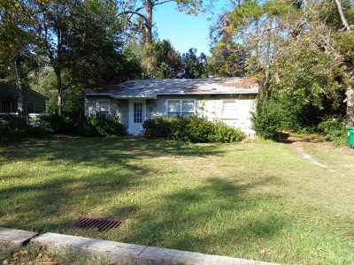 Valdosta Single Family Home For Sale: 828 E Brookwood