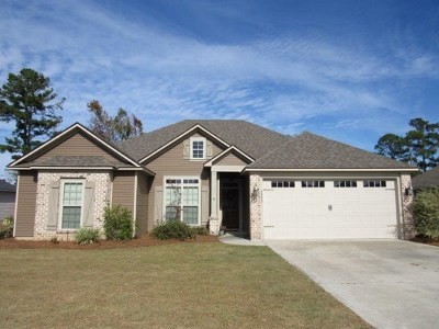 Berrien County, Brooks County, Cook County, Lanier County, Lowndes County Single Family Home For Sale: 3993 Taylor Way