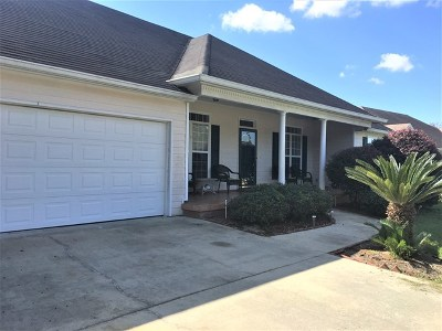 Berrien County, Brooks County, Cook County, Lanier County, Lowndes County Single Family Home For Sale: 4295 Conway Circle