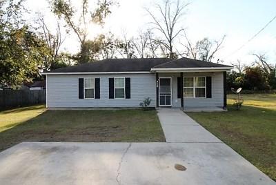 Valdosta Single Family Home For Sale: 310 Holiday Street