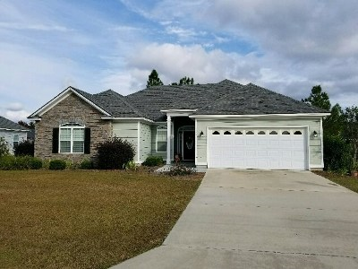 Berrien County, Brooks County, Cook County, Lanier County, Lowndes County Single Family Home For Sale: 511 Barnside Lane