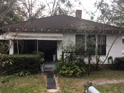 Valdosta Single Family Home For Sale: 321 Virginia Ave