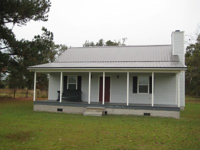 Lowndes County Single Family Home For Sale: 6578 Good Hope Circle