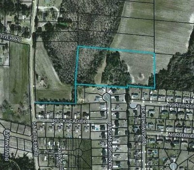 Commercial Lots & Land For Sale: Tract 6 Cat Creek Road