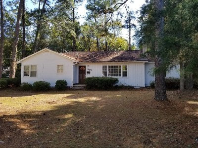 Valdosta Single Family Home For Sale: 807 Pineview Drive