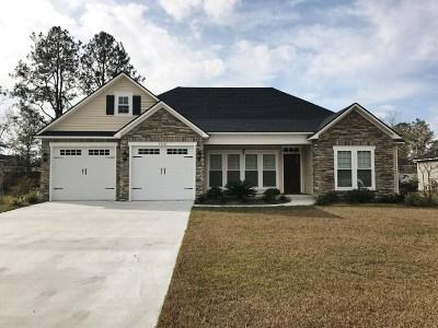 Valdosta Single Family Home For Sale: 4007 Hawthorne Way