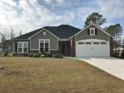 Valdosta Single Family Home For Sale: 4011 Hawthorne Way