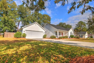 Valdosta Single Family Home For Sale: 3941 Cutter Point
